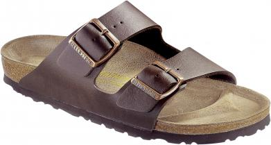 Birkenstock Arizona BF Darkbrown brown