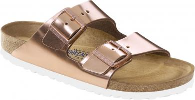 Birkenstock Arizona NL WB Metallic Copper copper