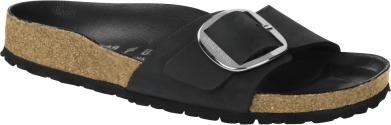 Birkenstock Madrid Big Buckle Black black