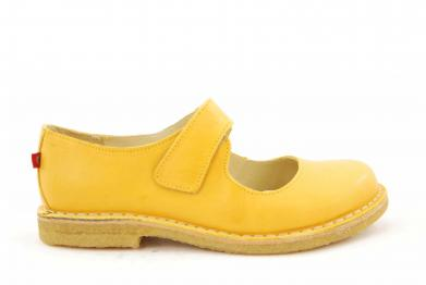 Grünbein Gerda F19 Naturschuh yellow
