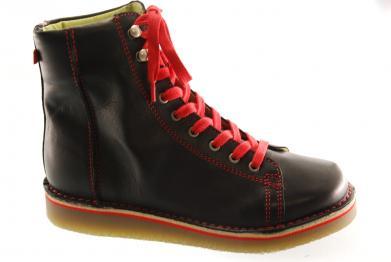 Grünbein Louis Smooth Leather black