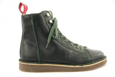 Grünbein Louis Smooth Leather V green