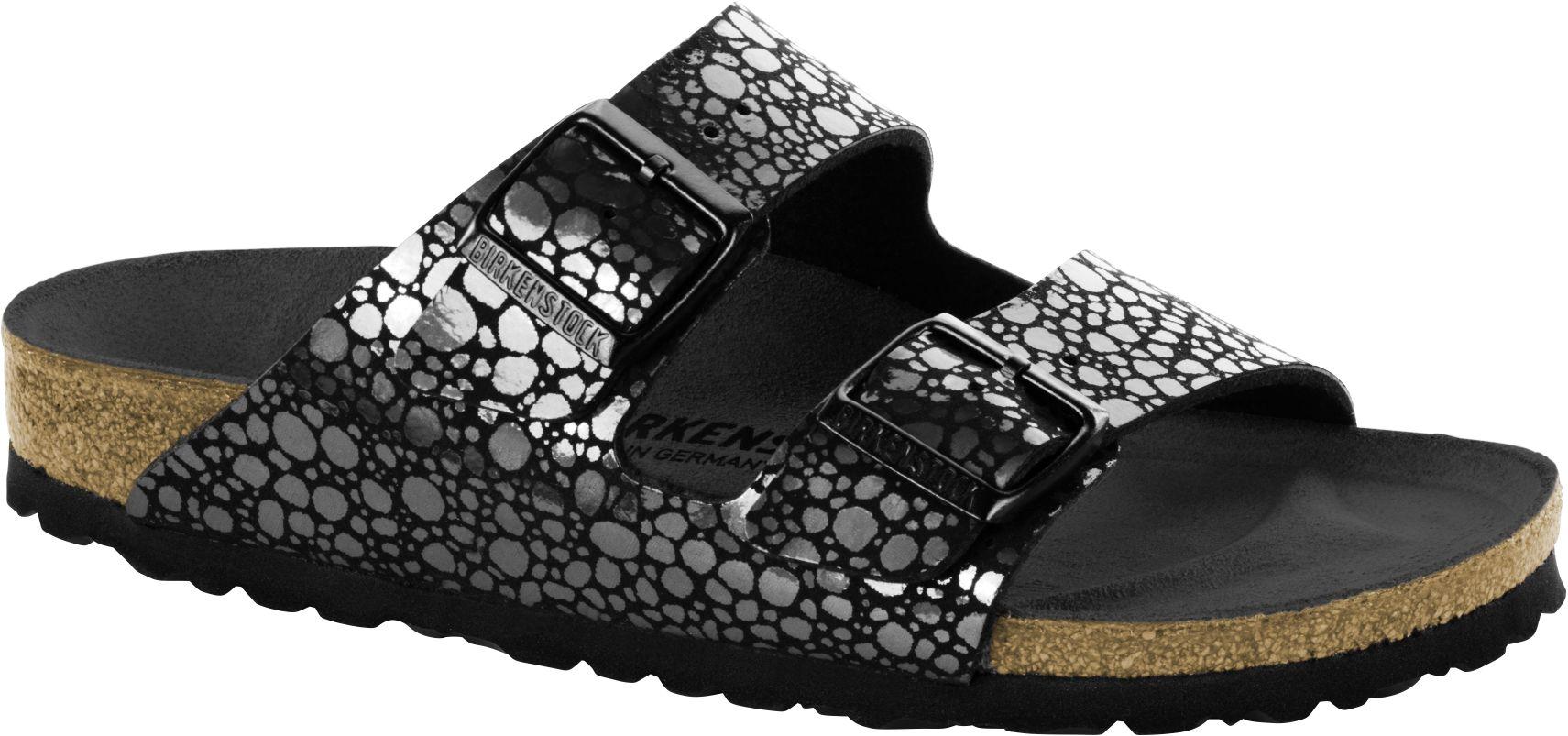 gr nbein schuhe birkenstock arizona metallic stones black schwarz 42 shoes berlin. Black Bedroom Furniture Sets. Home Design Ideas