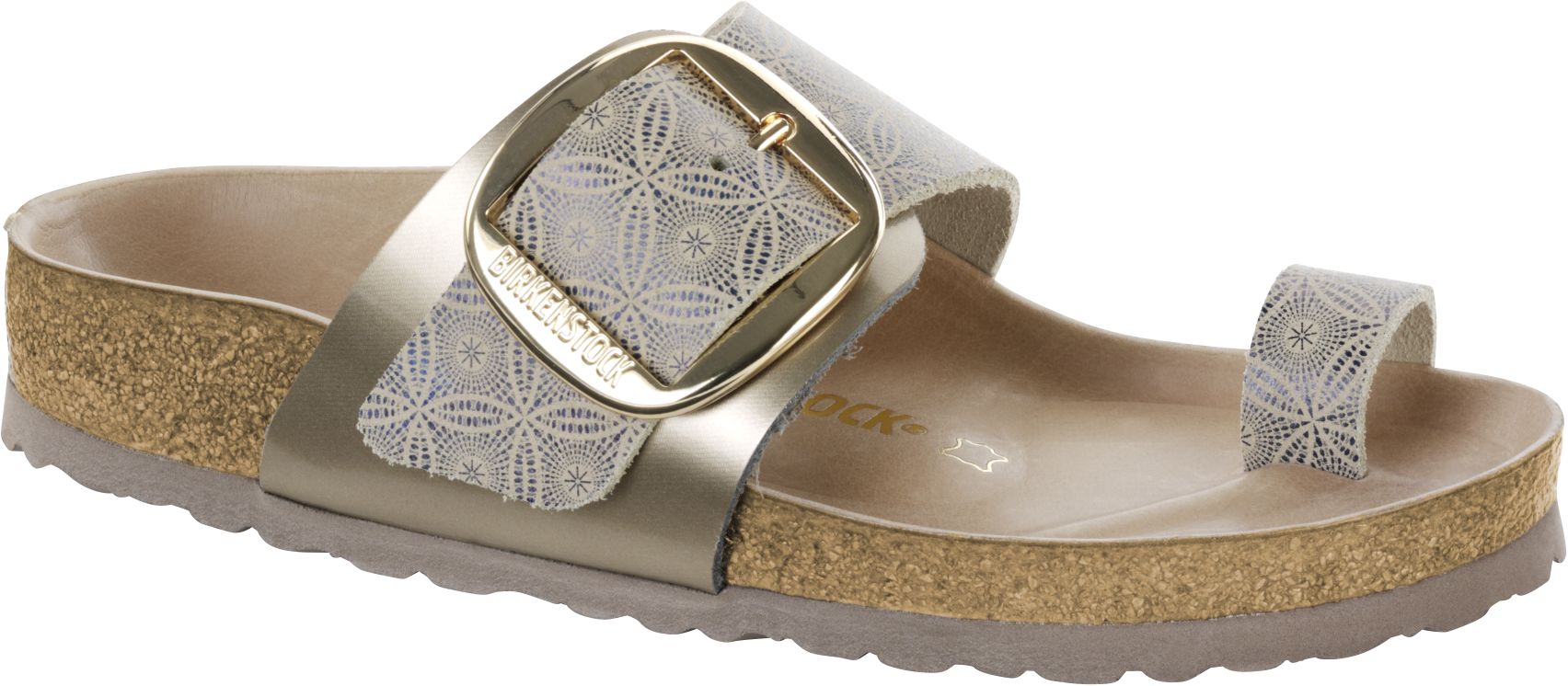 9e2afb272b65 Next product. Birkenstock. Birkenstock Miramar Big Buckle NL Ceramic  Pattern Blue. Hover to zoom
